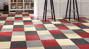 the durability of linoleum and vinyl flooring can t equal wood tile or natural stone but it s not designed to and the lower reflects this