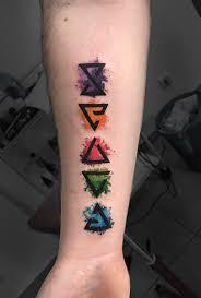 Witcher 3 Tattoo