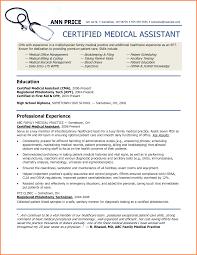 Medical Assistant Resume Objective Samples Resume Objective Entry Level Healthcare Danayaus 24