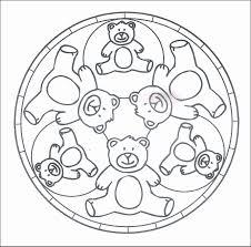 Mandala Da Colorare Per Bambini Scuola Infanzia Immagini Per