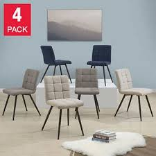 Oliver Tufted <b>Dining Chair</b>, <b>4</b>-pack