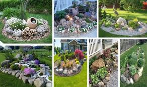 16 gorgeous small rock gardens you will