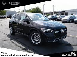 For 2021, the gla250 is for a more mature client. New 2021 Mercedes Benz Gla Gla 250 Suv In Mishawaka W8f122130 Mercedes Benz Of Mishawaka
