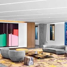 interior design office furniture. Rottet Studio Reinvents Viacom In Los Angeles Interior Design Office Furniture D
