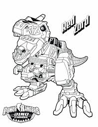 Power Rangers Coloring Pages Free Printable On Mighty Morphin Power
