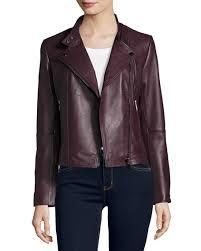 Neiman Marcus Quilted Leather Moto Jacket   Neiman Marcus &  Adamdwight.com