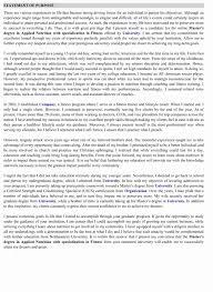 Statement Of Purpose Graduate School Example Statement Of Purpose Example Essays Fresh Psychology