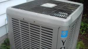 york ac units. york affinity series 3s (13 seer) 3.5-ton central air-conditioner running on a really humid day - youtube ac units