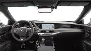 lexus is 2018 f sport. gallery: 2018 lexus ls 500 f sport interior is r