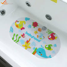 bathroom 39cmx69cm non slip bath tub mat kids or shower floor safe bathroom skid 39cmx69cm