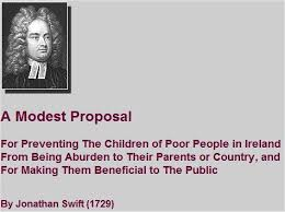 best modest proposal ideas ap english jonathan swift a modest proposal criticism and essays one of my favorite ap