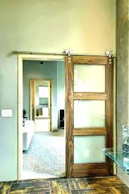 barn door closet sliding doors double glass s