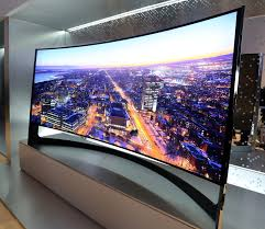 samsung curved tv. samsung\u0027s curved 105 inch uhd tv. samsung tv