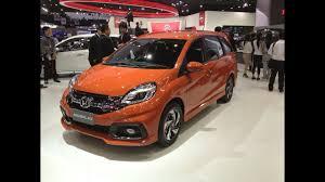 new car launches honda mobilio2017 Honda Mobilio Review  YouTube