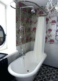 shower curtain for freestanding tub shower curtain freestanding bath shower over a free standing bath shower shower curtain for freestanding tub