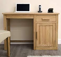 Superior Arden Solid Oak Furniture Small Computer Desk