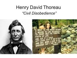 "henry david thoreau and civil disobedience ppt  henry david thoreau ""civil disobedience"" two quotes that sum up ""civil disobedience"