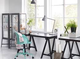 office design concept features black study desk and angular table chair for kid cheap chairs dorm room architecture craigslist sofas by owner legs dark lamp light blue 1080x807