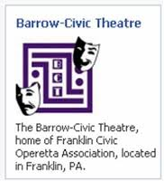 Barrow Civic Theater Seating Chart Barrow Civic Theatre 2009