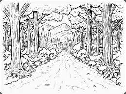 Small Picture 8 best Forest Scenes Bedroom images on Pinterest Coloring pages