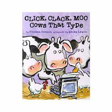 Image result for click clack moo