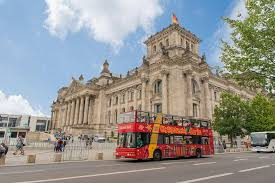 Berlin Daughter Posture Corrector Size Chart City Sightseeing Berlin Hop On Hop Off Bus Tour