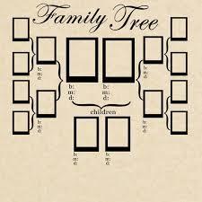 9 Generation Family Tree Template 9 Generation Family Tree Template Barca Fontanacountryinn Com