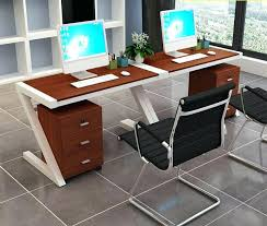 6 foot desk. 6 Foot Desk Long Computer Package Mail Combination Of Modern