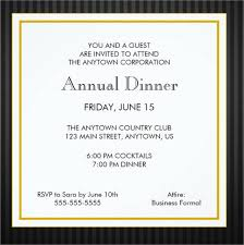 Formal Dinner Invitation Sample Cool 48 Formal Dinner Invitations PSD Word AI Publisher Apple