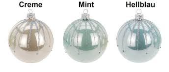 2 Weihnachtskugeln Tannenbaumkugeln Christbaumkugeln Weihnachtsbaumkugel Pastell