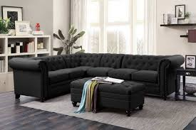 fabric sectional sofas. Fabric Sectional Sofa 500292-1 Sofas -
