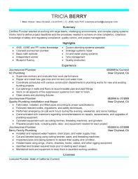 Best Ideas Of Sample Pipefitter Resume For Your Resume Sample