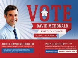 Political Event Flyer Voter Flyers Omfar Mcpgroup Co