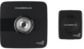 wifi garage door openerChamberlain MyQ Garage Universal Garage Door Controller