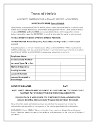 Direct Debit Form How To Fill Out A Direct Deposit Form Bmo Ncng Retirement Services ...