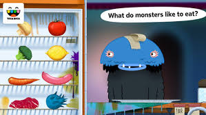 play toca kitchen monsters online free