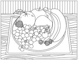 Enter now and choose from the following categories Relieve Stress And Promote Fruit With Brand New Coloring Pages Food And Health Communications