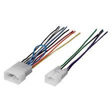 american international® toyota corolla 1987 aftermarket radio 2005 toyota corolla stereo wiring harness american international® aftermarket radio wiring harness with oem plug
