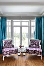 Turquoise Curtains For Living Room Eye Catching Curtain Ideas For Your Living Room