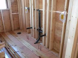 Rough Plumbing A Bathroom For Amazing Rough Plumbing Pictures To ...