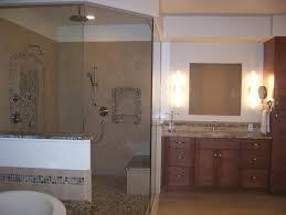 Bathroom Design St Louis Tiled Shower And Floors For Bathroom Remodel Project By Rtw