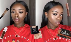 makeup for dark skin beginners