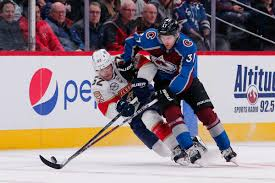 Colorado Avalanche Game Day Taking On The Florida Panthers