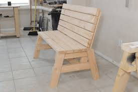 free bench plan at jays custom creations