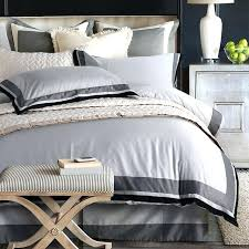 modern king size bedding sets grey color cotton simple style modern bedding set queen king size