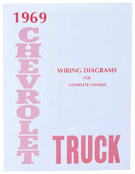 1969 gm truck parts literature multimedia literature wiring 1969 truck wiring diagram