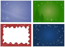 christmas cards backgrounds make a personalized christmas card in 3 steps