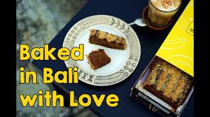 Cake Kekinian Di Bali Bali Banana Review Youtube