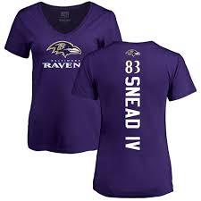 Nike 83 T-shirt Backer Willie Ravens Iv Snead Women's Nfl Baltimore Purple - abeacebbfcdbd|Who's The Rothschild Family?