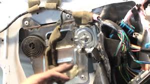 power window motor install youtube 1992 Gmc 1500 Front Window Wiring 1992 Gmc 1500 Front Window Wiring #33 1992 GMC SLE